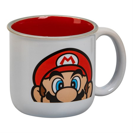 BREAKFAST MUG SUPER MARIO