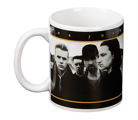 MUG U2 THE JOSHUA TREE