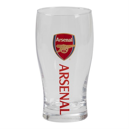PINT GLASS ARSENAL
