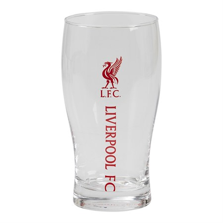 PINT GLASS LIVERPOOL