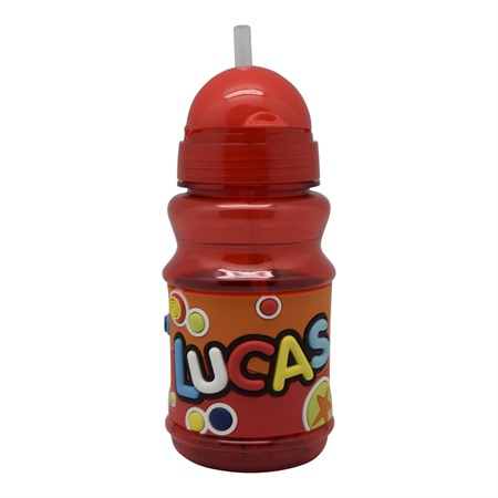 NAME BOTTLE LUCAS
