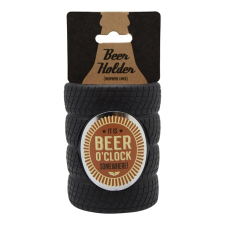 BEER HOLDER BEER O'CLOCK