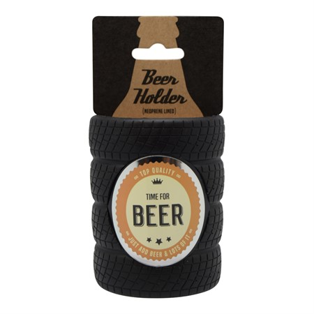 BEER HOLDER TIME FOR BEER