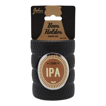 BEER HOLDER I DRINK IPA