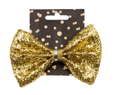 BOW TIE GOLD (6)