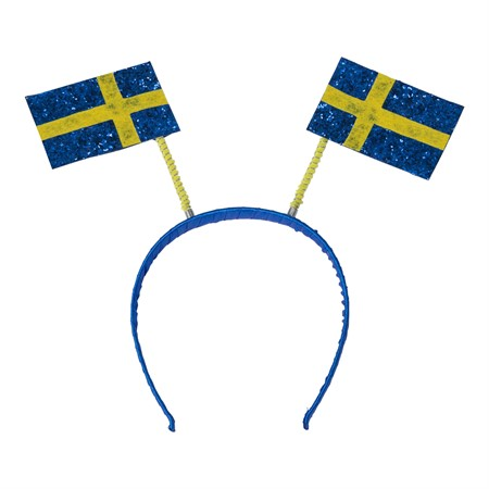 HEADBAND SWEDEN FLAGS (6)