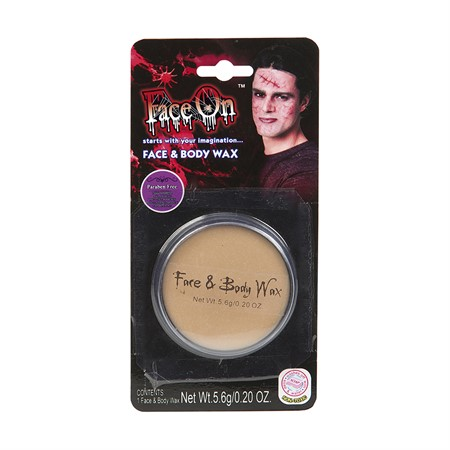 FACE & BODY WAX (OIL BASED) (6)