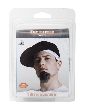 "GOATEE ""THE RAPPER"""