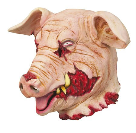 MASK  BLOODY PIG