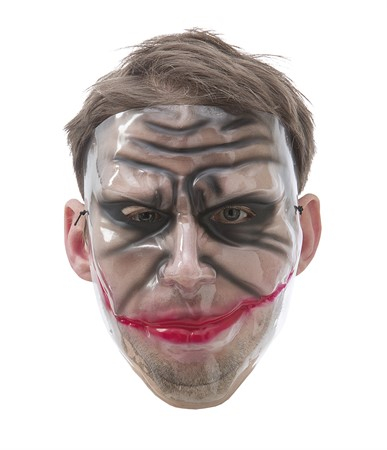 VACU MASK  CLOWN