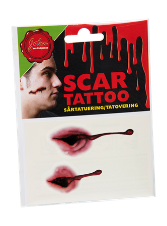 SCAR TATTOO VAMPIRE BITE 7 (12)
