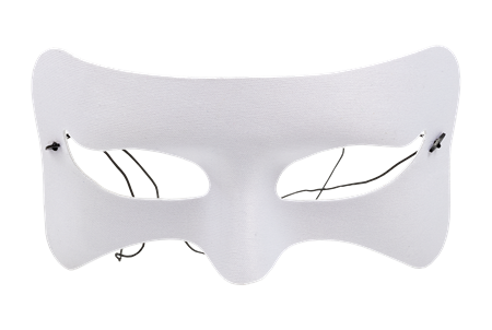 EYE MASK WHITE (10)