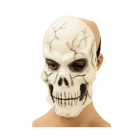 ADULT SILICONE MASK SKELETON