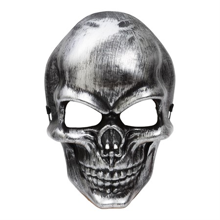 MASK SILVER SKELETON