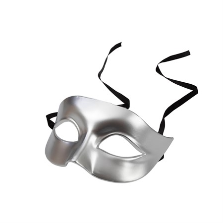EYE MASK MALE SILVER (6)