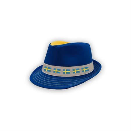 HAT SWEDEN FEDORA
