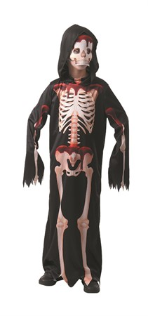 BLOODY SKELETON ROBE 122-134