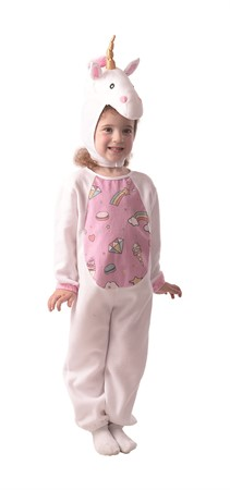 UNICORN COSTUME KID 92-104