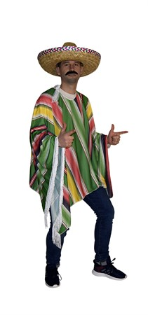 PONCHO MEXICAN 2020