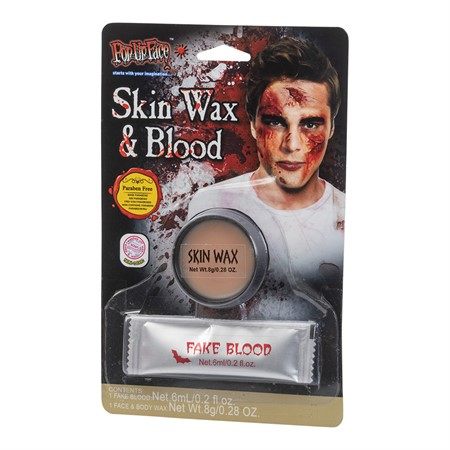 SKIN WAX & BLOOD (6)