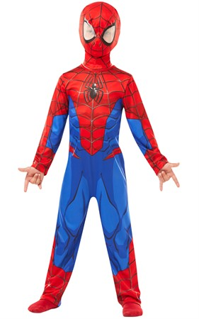 COSTUME RUBIES SPIDERMAN CLASSIC L