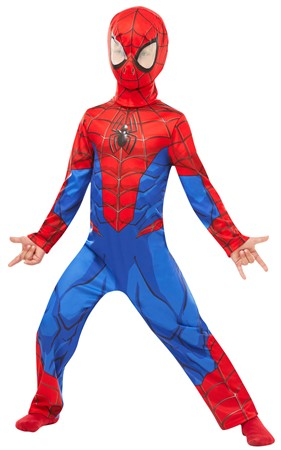 COSTUME RUBIES SPIDERMAN CLASSIC S