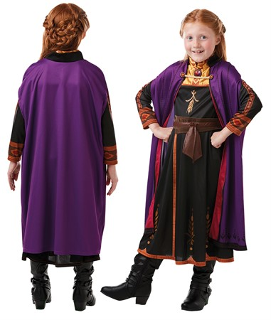 COSTUME RUBIES ANNA TRAVEL DRESS L