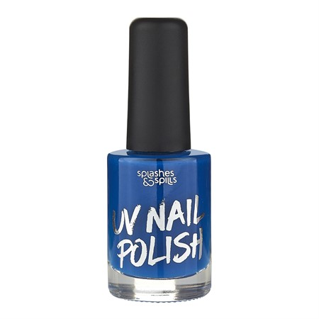 S&S UV NAIL POLISH BLUE