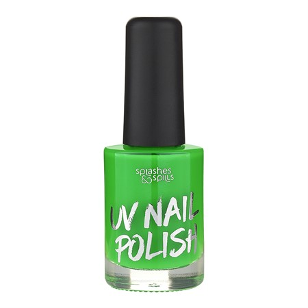 S&S UV NAIL POLISH GREEN
