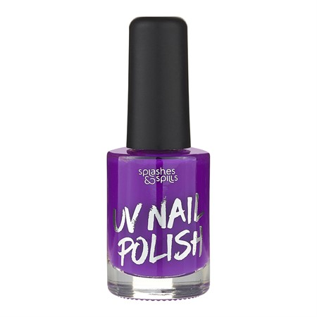 S&S UV NAIL POLISH PURPLE