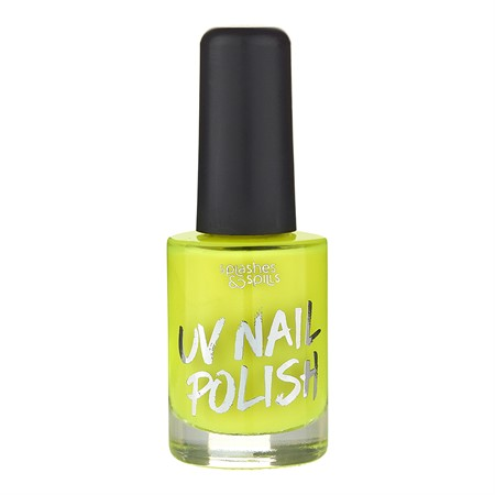 S&S UV NAIL POLISH YELLOW